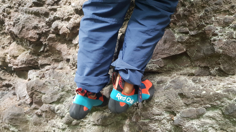 Image 1 from Benjamin of Red Chili - Kid's Puzzle - Climbing shoes