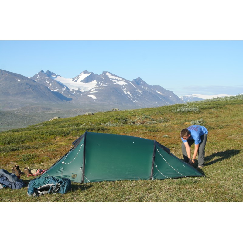 Image 1 from Martin of Rejka - Antao II Light - 2-person tent