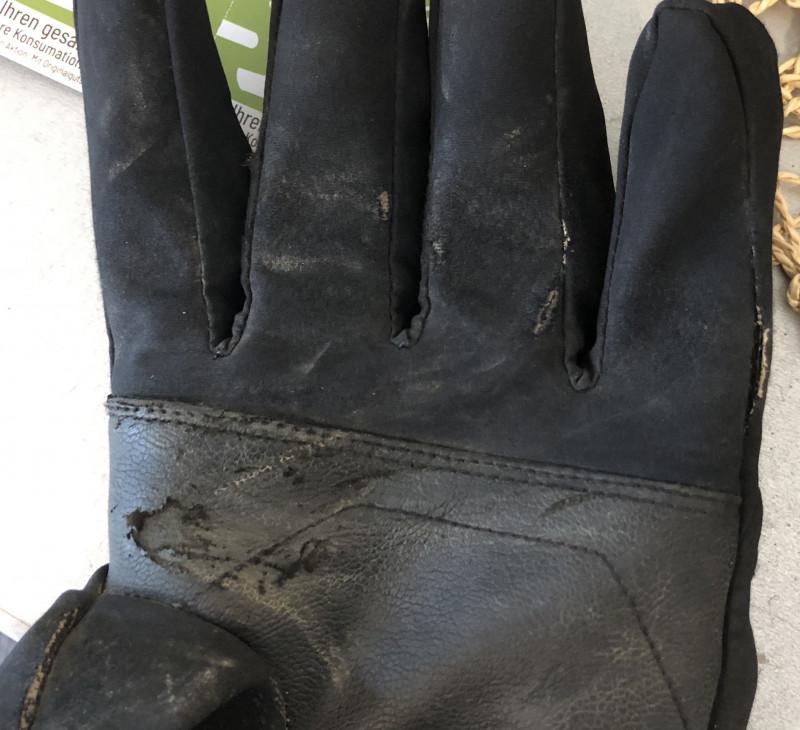 Image 2 from Steffen of Reusch - Diver X R-Tex XT - Gloves