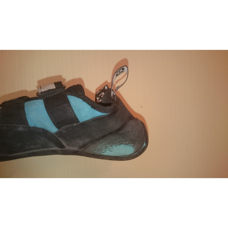 Image 2 from Andreas of Rock Pillars - Strike QC - Climbing shoes