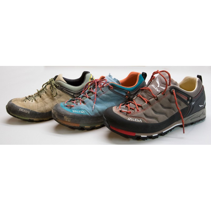 Image 1 from Roland of Salewa - MS MTN Trainer L - Approach shoes