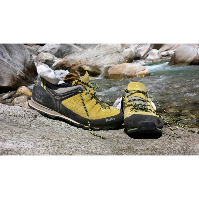 Image 1 from Harry of Salewa - Mtn Trainer - Approach shoes