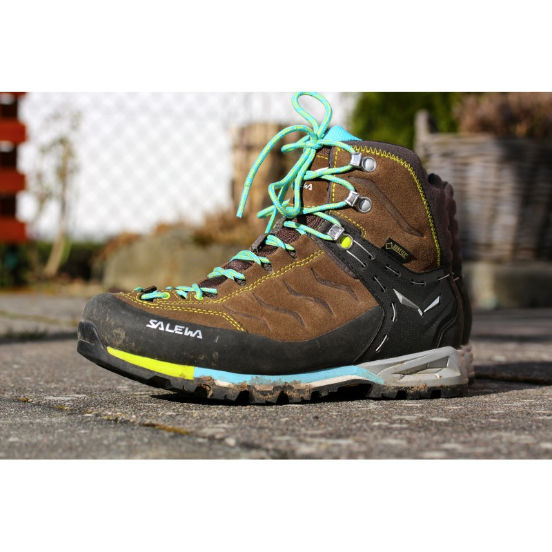 Image 3 from Britta of Salewa - Women's MTN Trainer Mid GTX - Hiking shoes