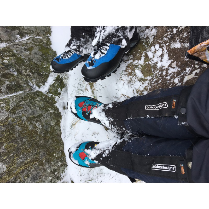Image 1 from Henrietta of Salewa - Women's Raven 2 GTX - Mountaineering boots