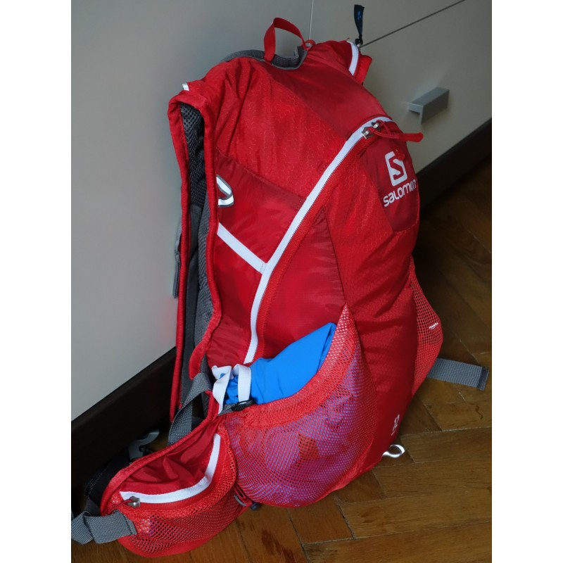 Image 1 from Oliver of Salomon - Agile2 12 Set - Trail running backpack