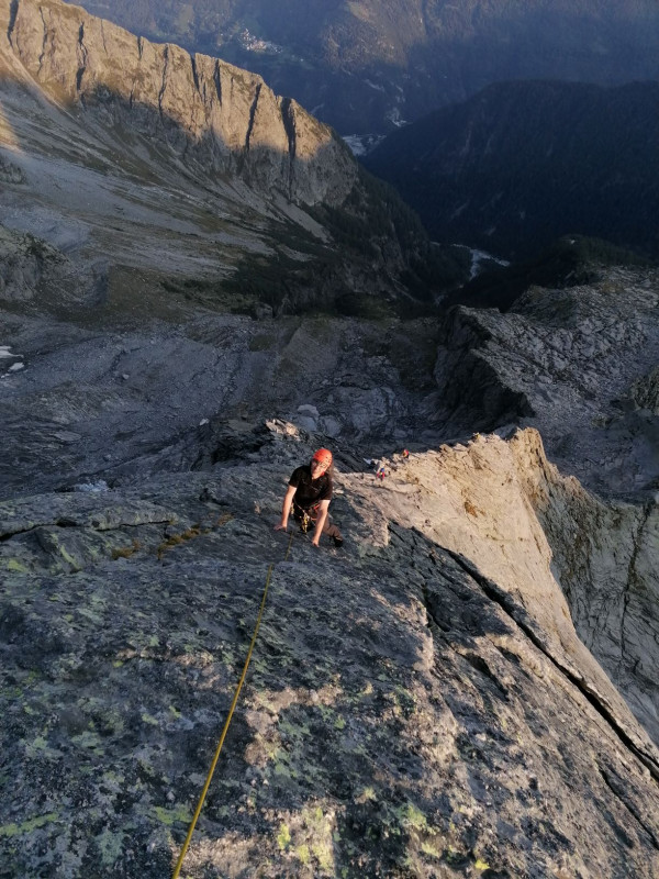 Image 1 from Aaron of Scarpa - Arpia - Climbing shoes