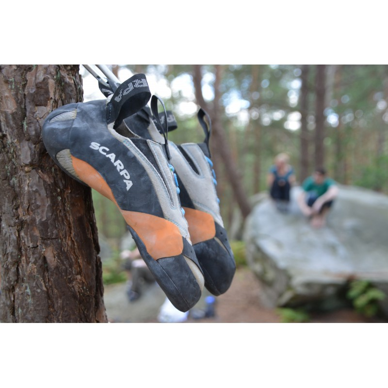 Image 1 from Christin of Scarpa - Stix - Climbing shoes