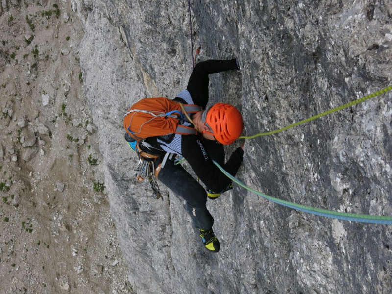 Image 1 from Aaron of Scarpa - Vapor V - Climbing shoes