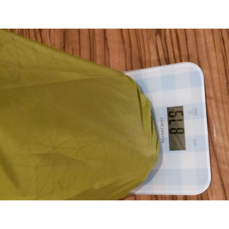Image 2 from Sebastian of Sea to Summit - Comfort Light Self Inflating - Sleeping mat