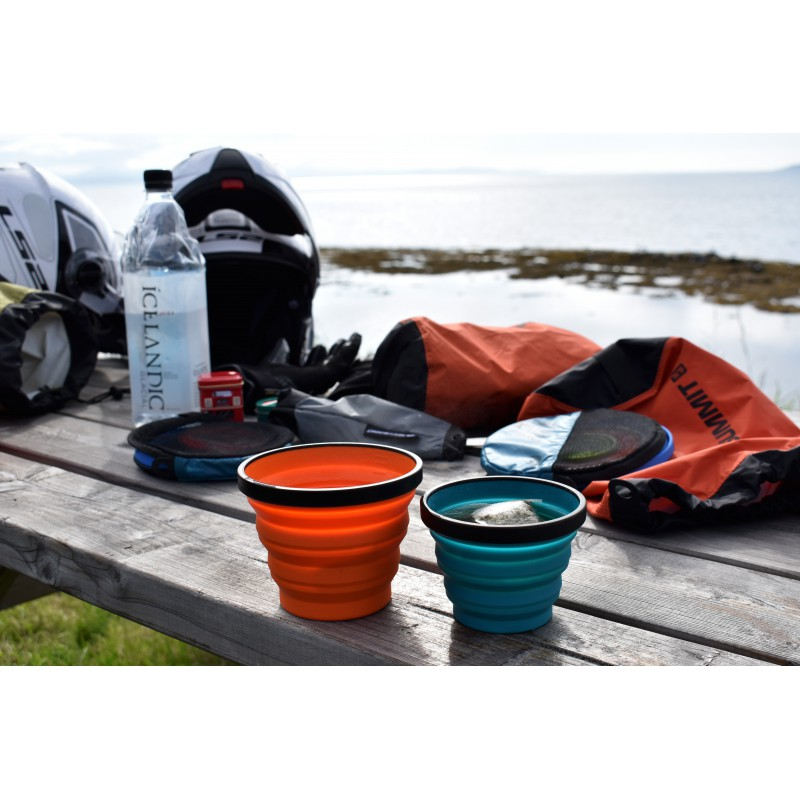 Image 1 from Joanna of Sea to Summit - X-Cup - Collapsible cup