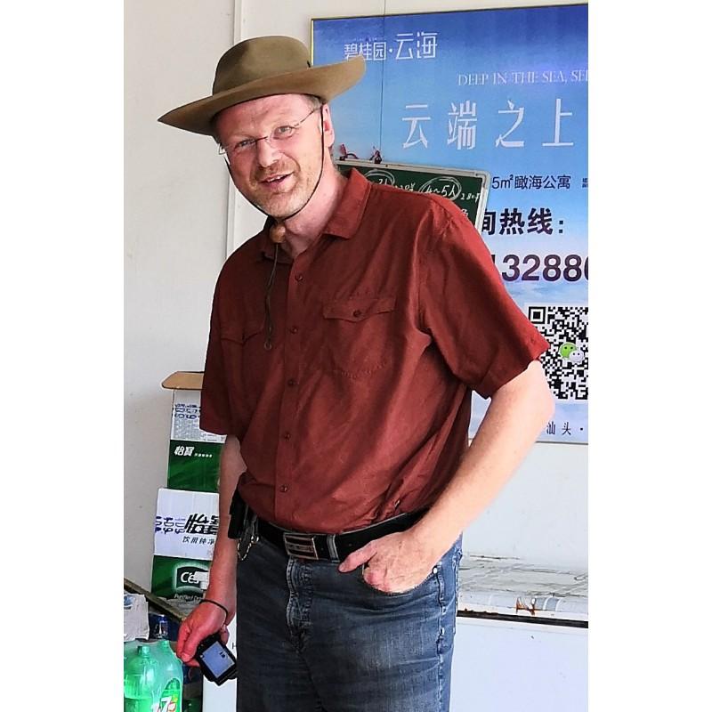 Image 1 from Dieter of Sherpa - Surya S/S Shirt - Shirt