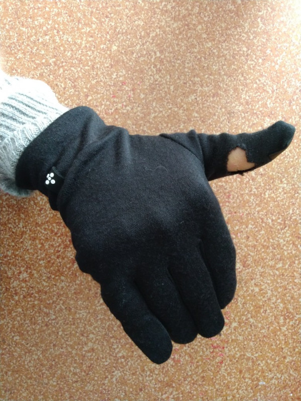 Image 2 from Jean-Luc of Snowlife - Merino Liner - Gloves