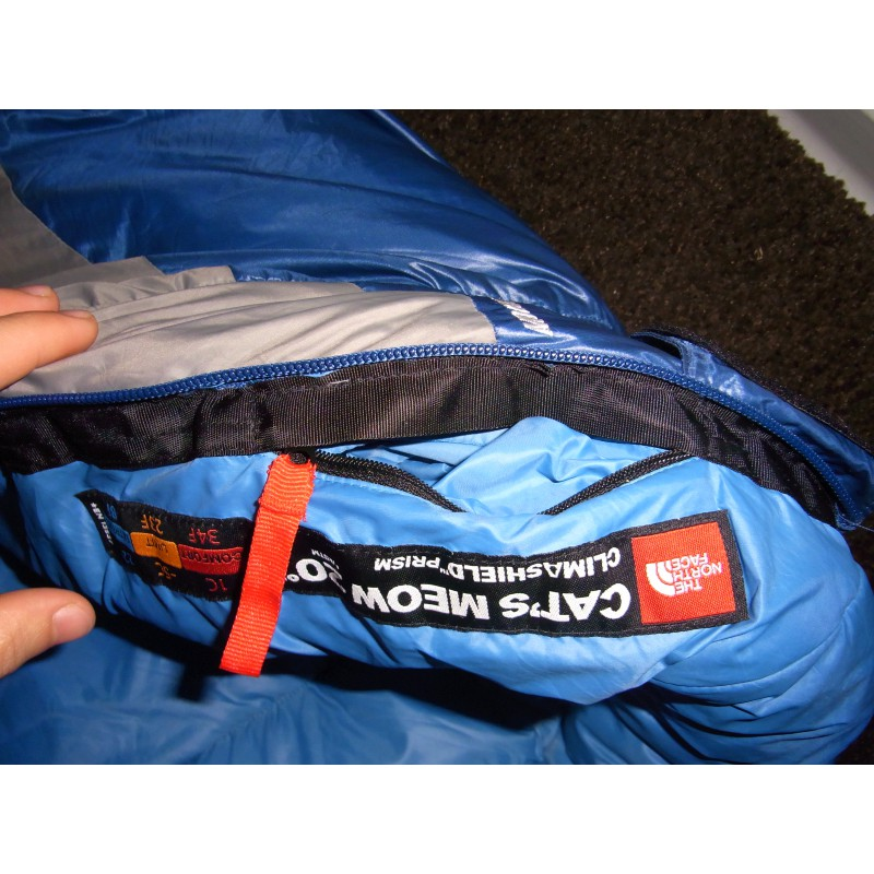 Image 1 from Sicken of The North Face - Cat's Meow - Synthetics sleeping bag