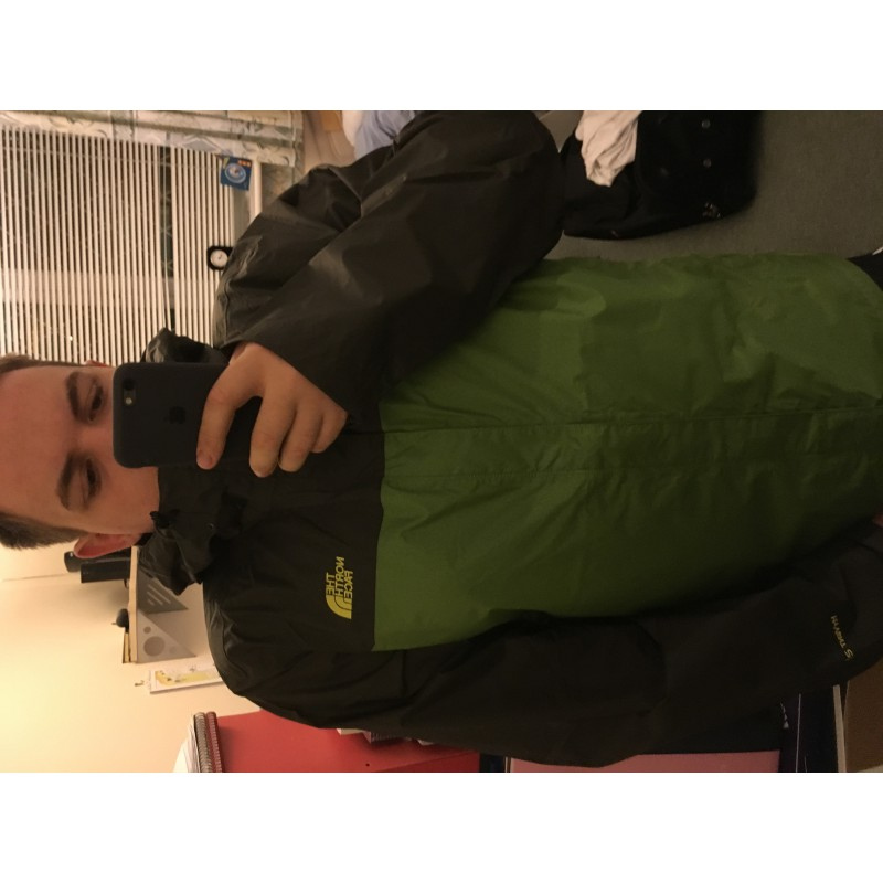 Image 4 from Mathew of The North Face - Venture Jacket - Hardshell jacket