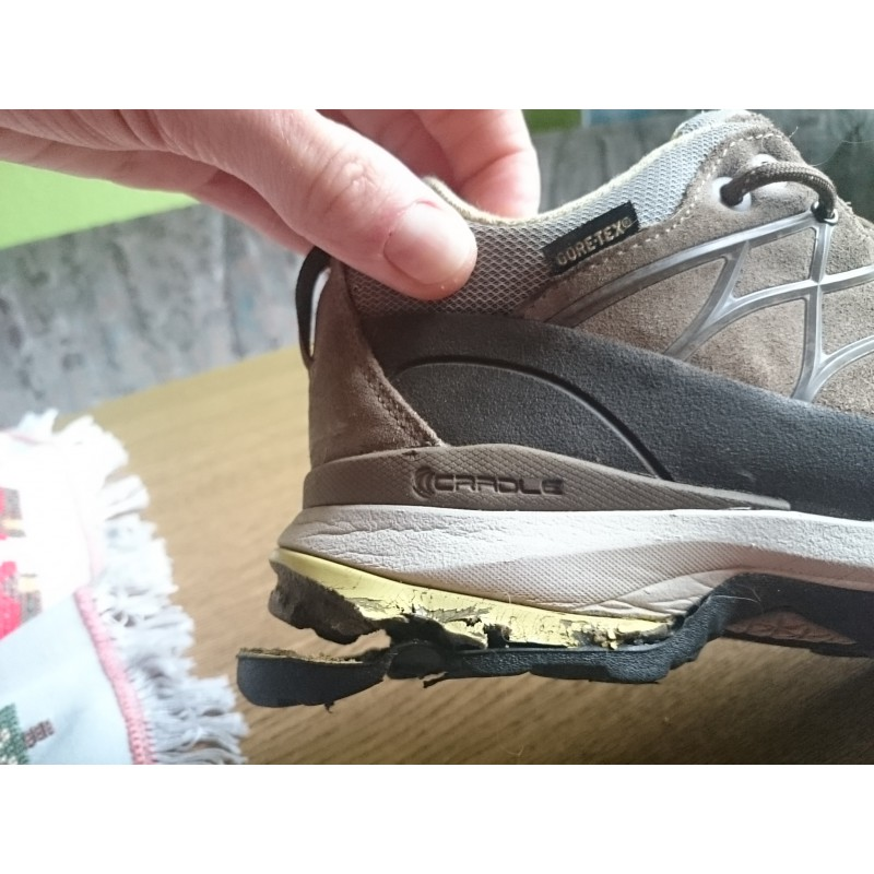 Image 1 from Christian of The North Face - Women's Wreck GTX - Multisport shoes