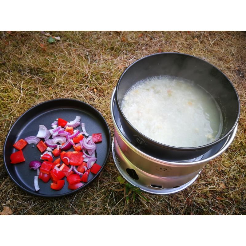Image 2 from Pieter of Trangia - 25-5 Spiritus Sturmkocher - Alcohol stoves