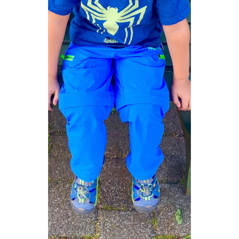 Image 1 from Jasna of Trollkids - Kid's Kjerag Zip Off Pants - Walking trousers