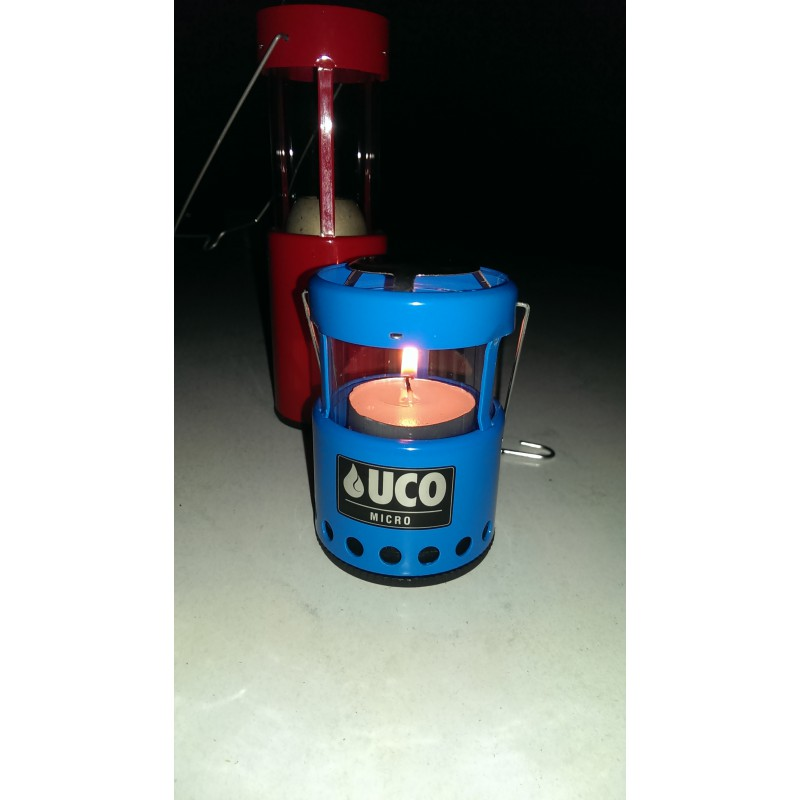 Image 1 from Andreas of UCO - Micro candle lantern