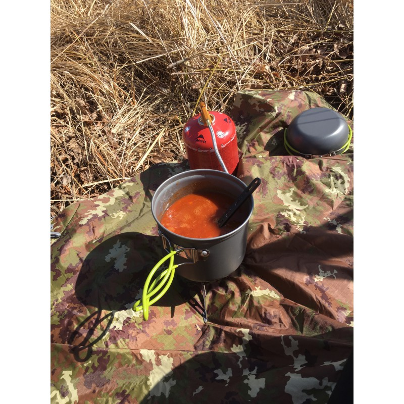 Image 1 from Stefan of Urberg - Cooking Set - Pot