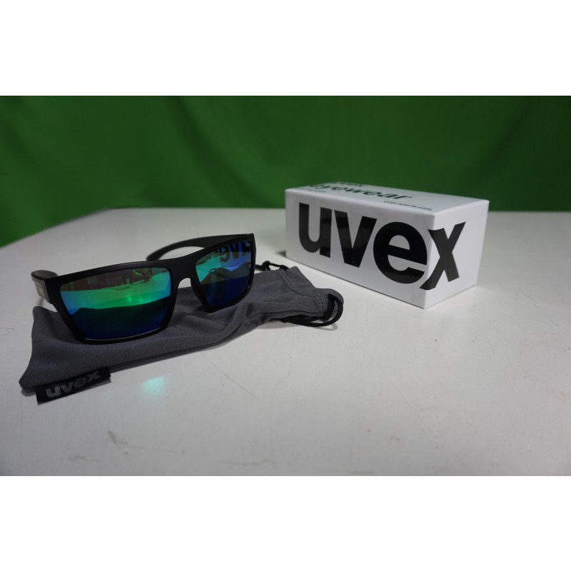 Image 1 from Ole of Uvex - LGL 29 Mirror Green S3 - Sunglasses
