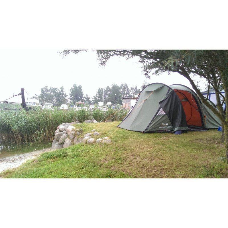 Image 1 from Gustav of Vango - Omega 600XL - 6-person tent