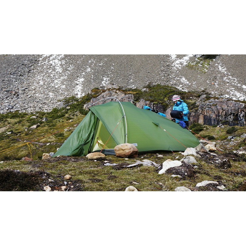 Image 2 from Oliver of Vaude - Taurus Ultralight XP - 2-person tent