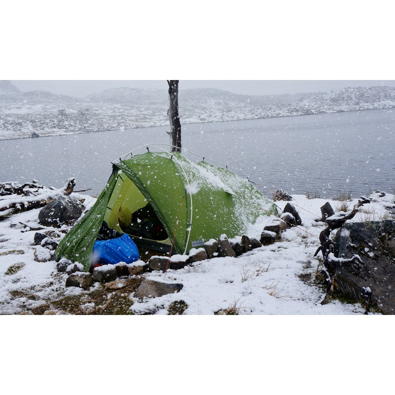 Image 1 from Oliver of Vaude - Taurus Ultralight XP - 2-person tent