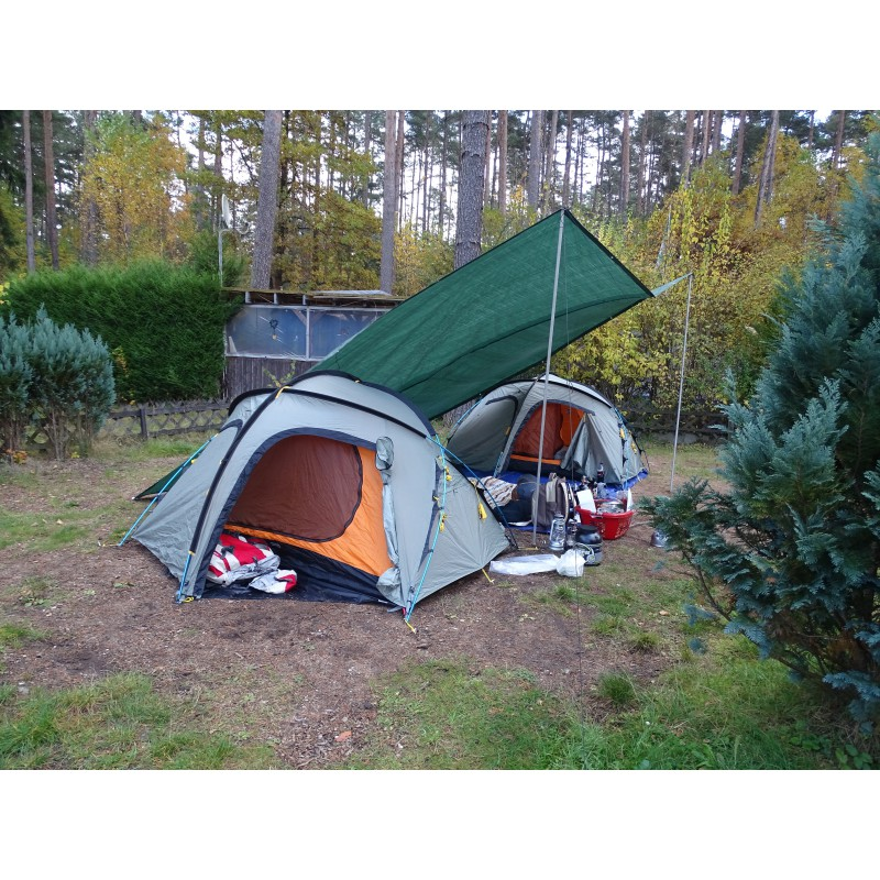 "Image 1 from Heiko of Wechsel - Forum 4 2 """"Travel Line"""" - 2-person tent"