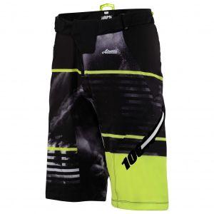 Downhill cycling shorts