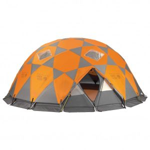 Geodesic Tents