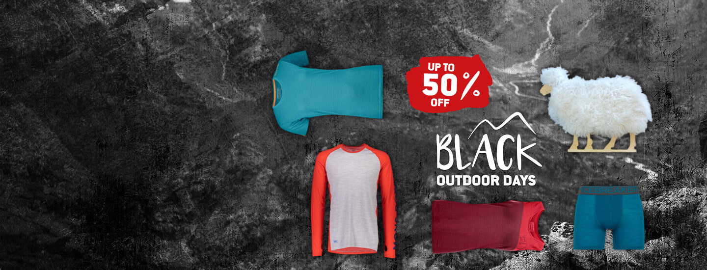 Black Outdoor Days - Snag a deal