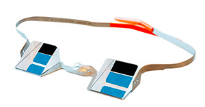 Prismatic Belay Glasses