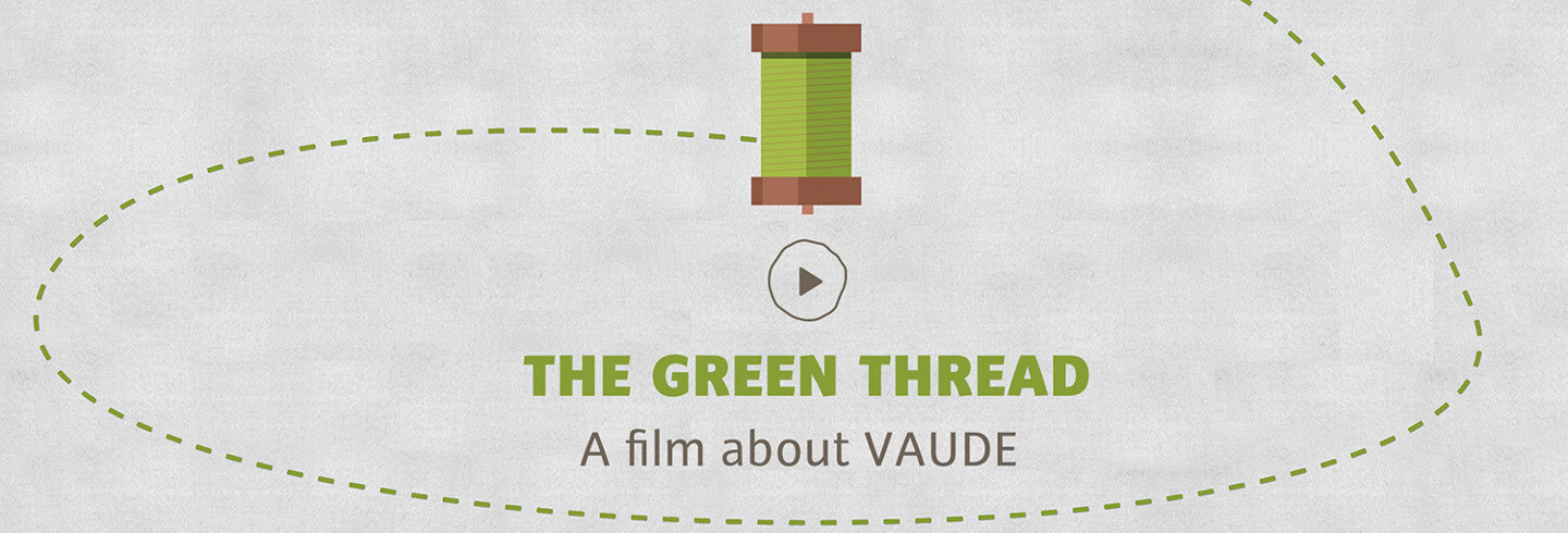 Vaude The green thread